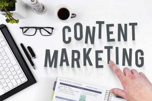 Content marketing lijst maken voor je bedrijf